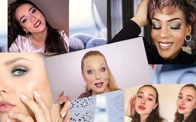 5x make-up looks voor de feestdagen